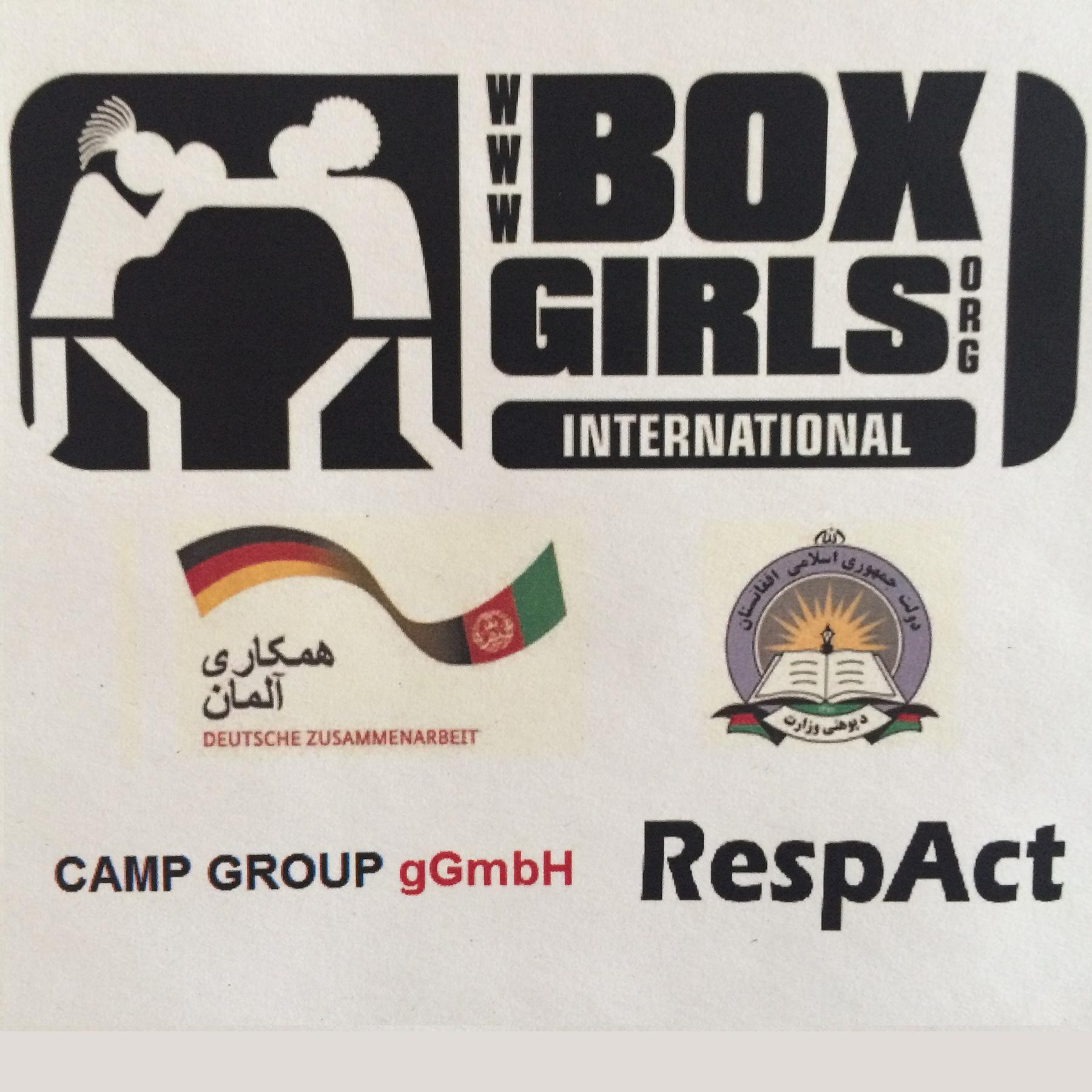 Boxgirls Curriculum Games